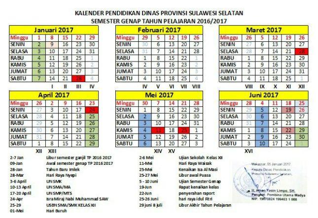 B2-5-Kalender Pendidikan Provinsi